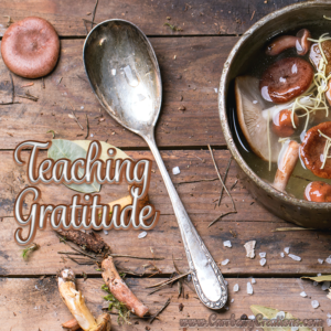 Teach Kids to be Thankful this holiday with Stone Soup