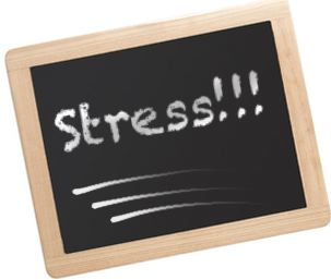 Chalkboards and Stress