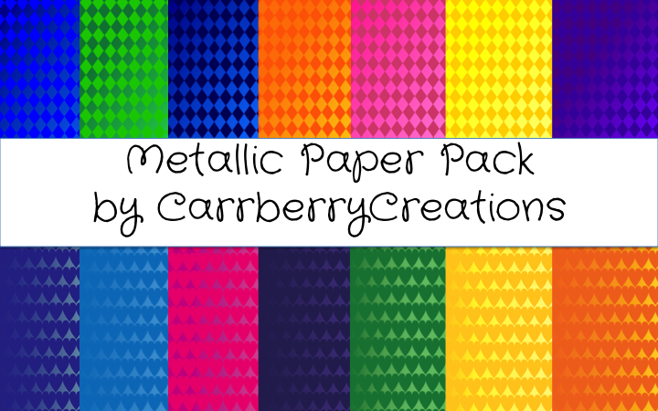 Digital Paper Paper Pack Freebie