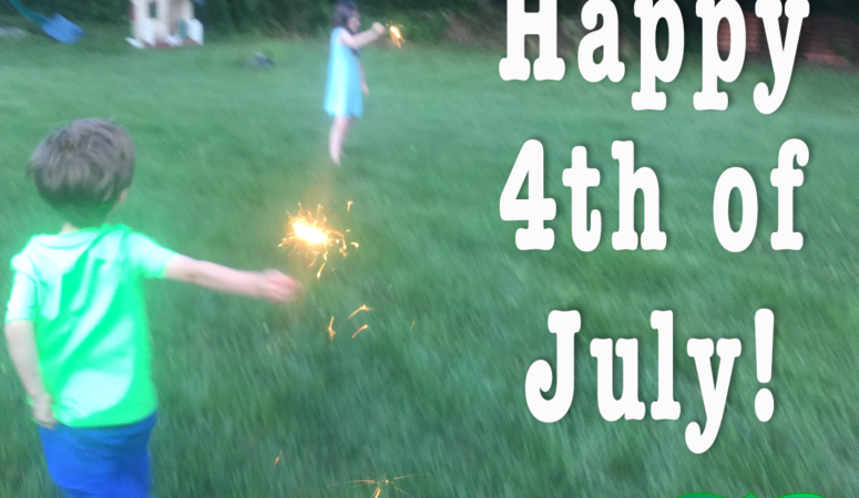 Celebrating the 4th With Kids?
