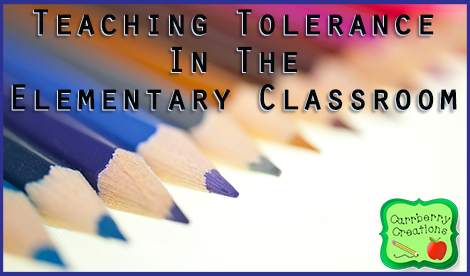 Teaching Tolerance in the Elementary Classroom