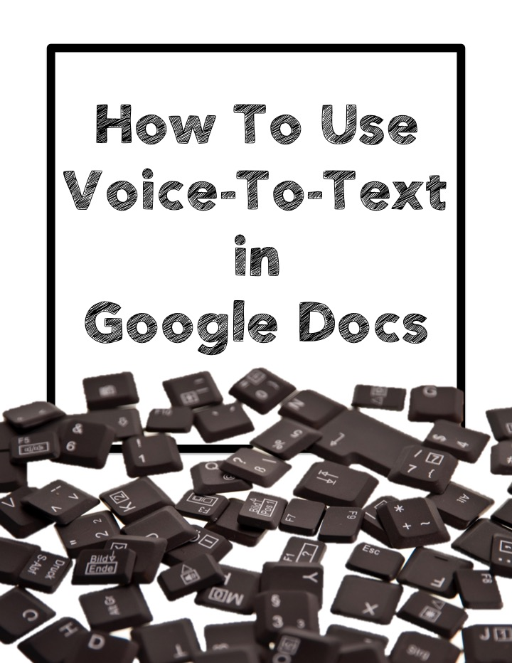 How to Use Voice-To-Text in Google Docs