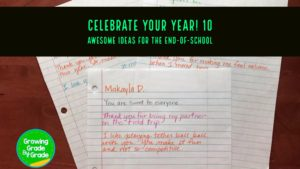 Celebrate Your Year! 10 Awesome Ideas For The End-Of-School