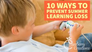 Prevent Summer Learning Loss