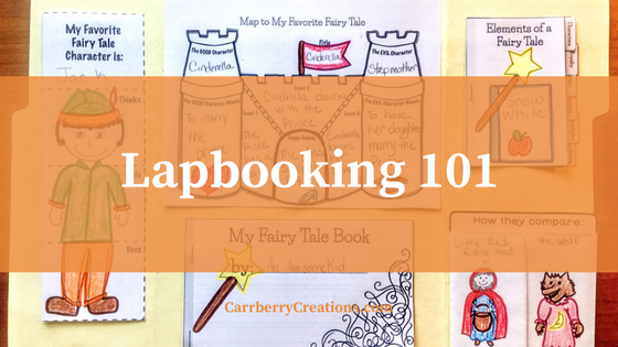 How to Create Lapbooks for Easy Projects that Stand Out