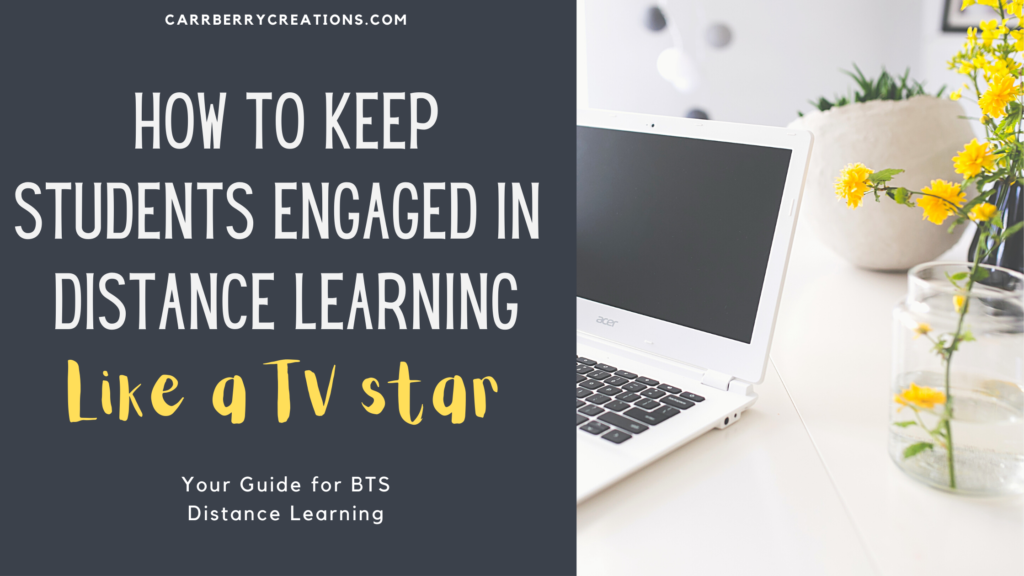 Keep student engagement high while distance learning with these best practices from a veteran teacher.