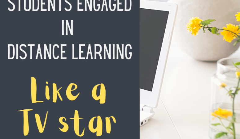 How to Engage Students with Distance Learning